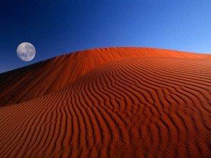 Les préceptes marquants le début du mois de Ramadan desert-sous-la-lune-300x225